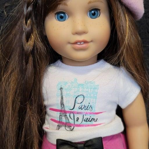 American Girl Doll Grace Thomas