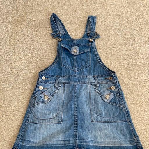 Xhileration overall skirt