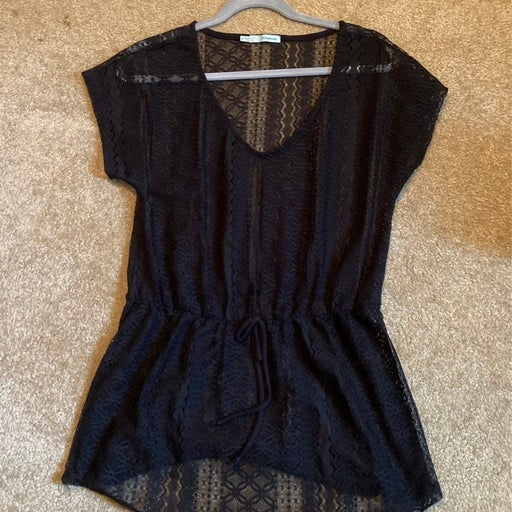 Maurices Swimsuit cover Up Small