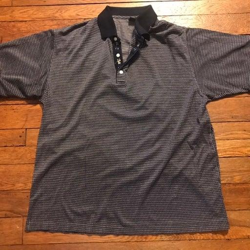 Men's Bobby Jones Sz L Golf Polo Shirt