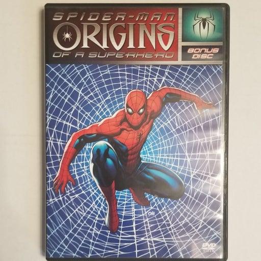 Spiderman: Origins of a Superhero DVD