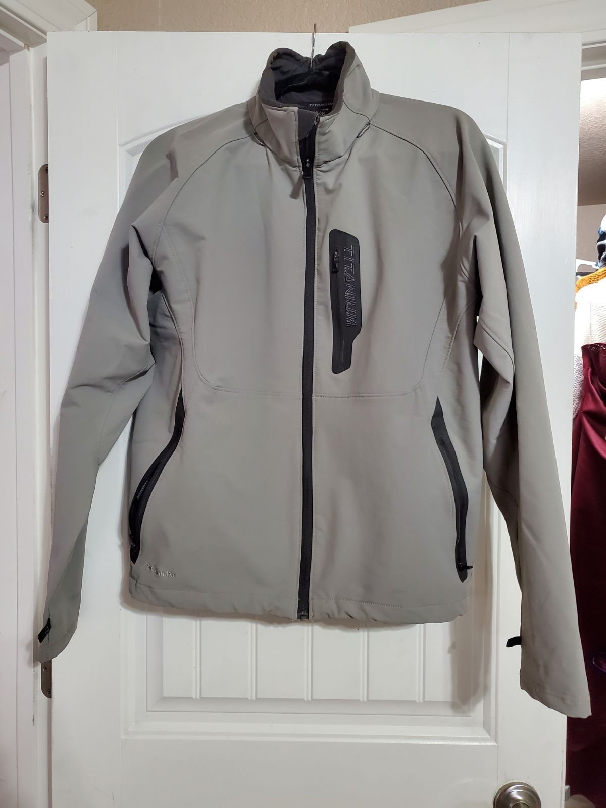 Men's Columbia Titanium Jacket