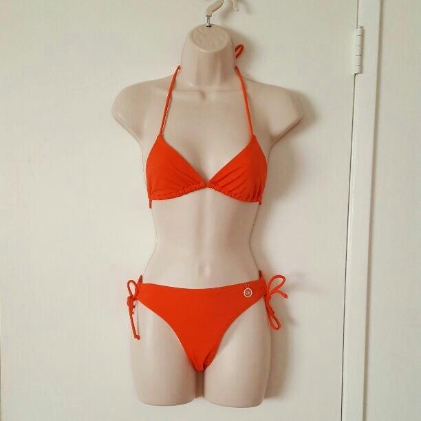 Calvin Klein Orange Bikini