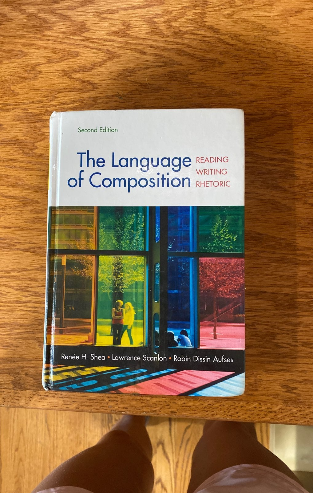 Language of Composition textbook