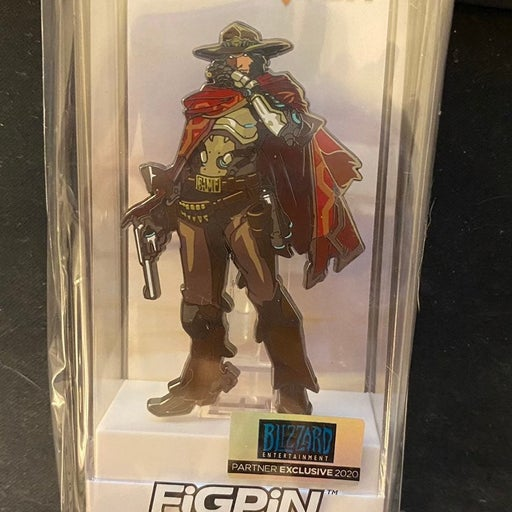 FiGPiN Overwatch McCree Blizzard Exclusive 171