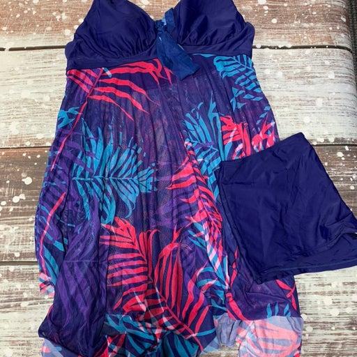 Womens large swim suit