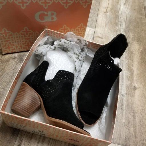 GB Booties shoes women
