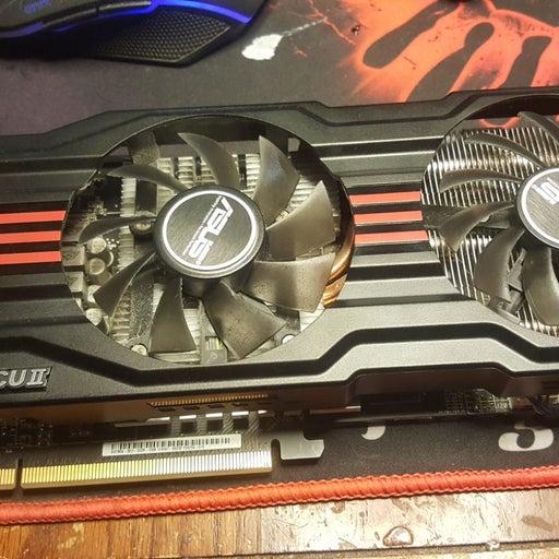 Asus Radeon HD 7850 2g