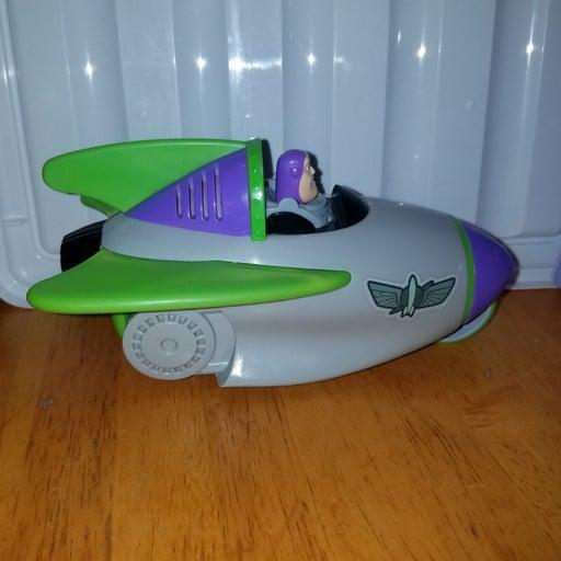 Toy Story 3 Shake n Go Buzz Lightyear