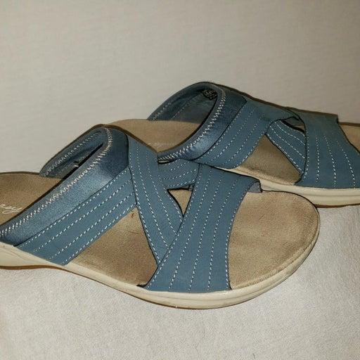 Easy Spirit Womens shoes sandals sz 10