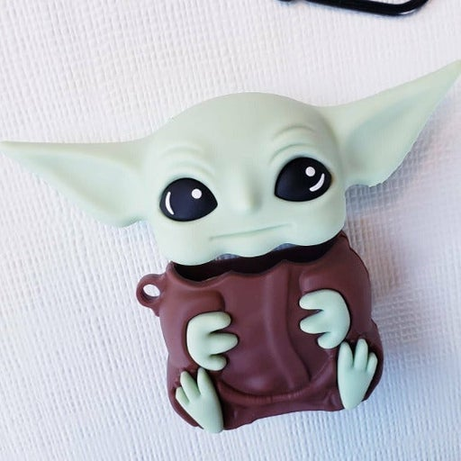 Baby yoda Airpod case NEW with keychain