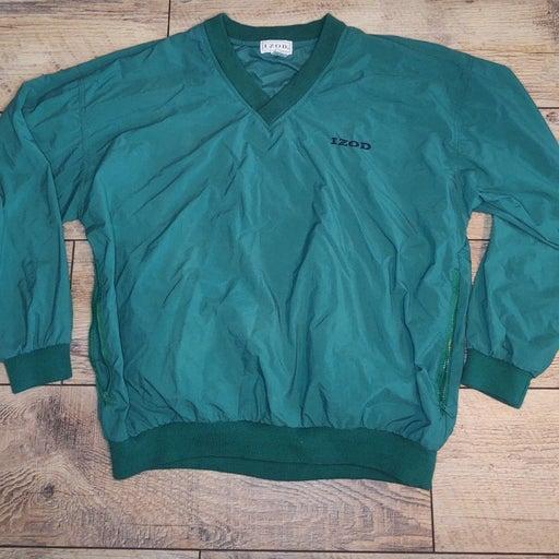 Vintage Izod men's Pullover
