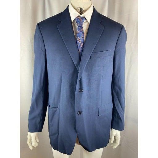 Canali Twill RegularFit Wool Suit Jacket