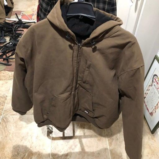 new craftsman work jacket xxxl