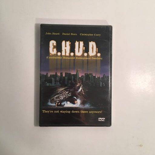 C.H.U.D. (Cannibalistic Humanoid Underground Dwellers) DVD NEW SEALED