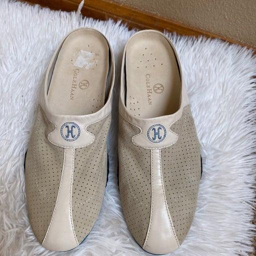 ColeHaan Women's Size 8.5 B Mule clog Shoes