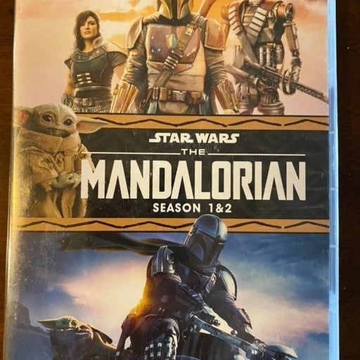 the Mandalorian: Complete Seasons 1 & 2