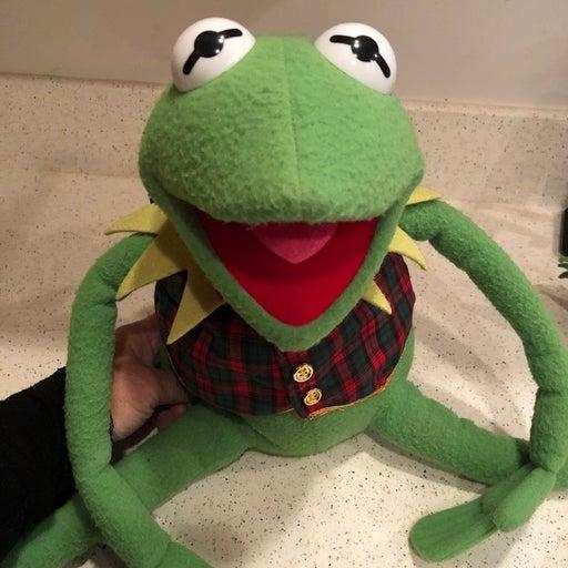 Kermit Jim Henson Muppets Eden Toys Inc.