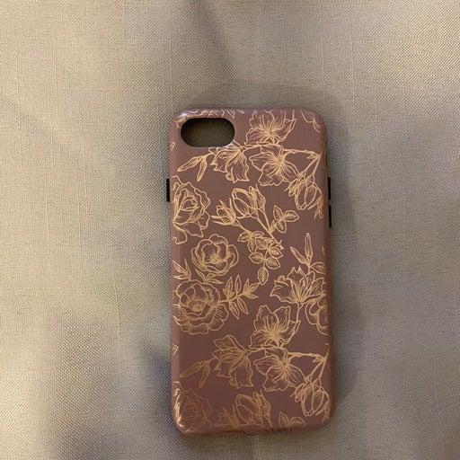 Velvet Caviar Dusty Rose iPhone Case