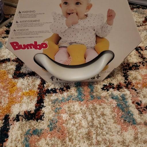 Bumbo infant seat