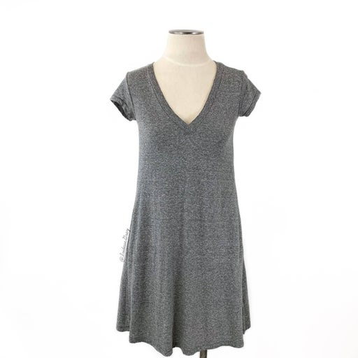 Current/Elliott- V Neck Trapeze Dress 0