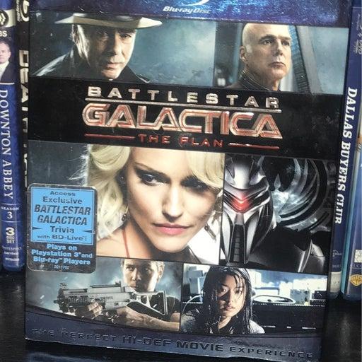 Battlestar Galactica The Plan BluRay 2009