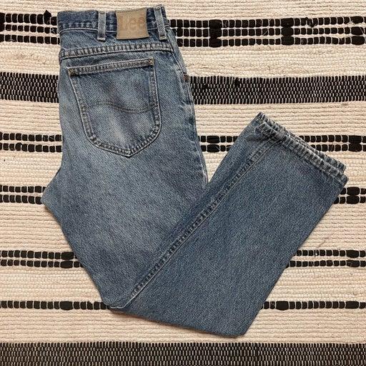 Lee straight fit vintage jeans