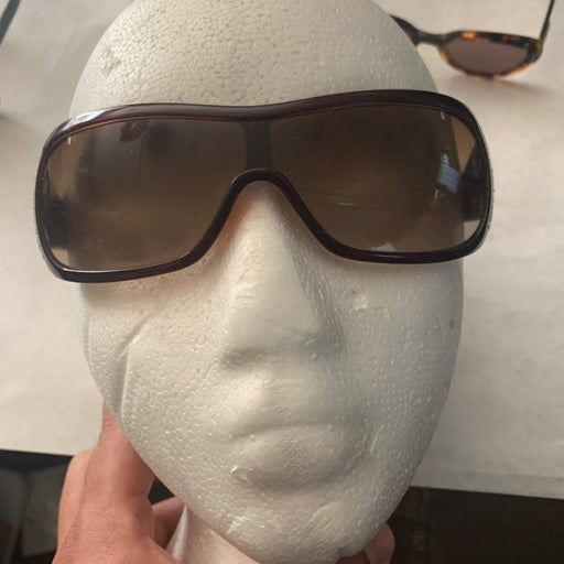 Authentic Versace Sunglasses Oversized