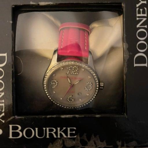 New Dooney and Bourke watch
