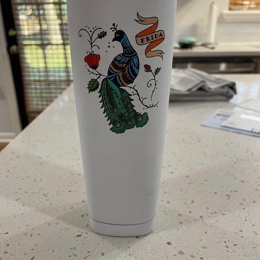 Frida Themed Insulated Cup