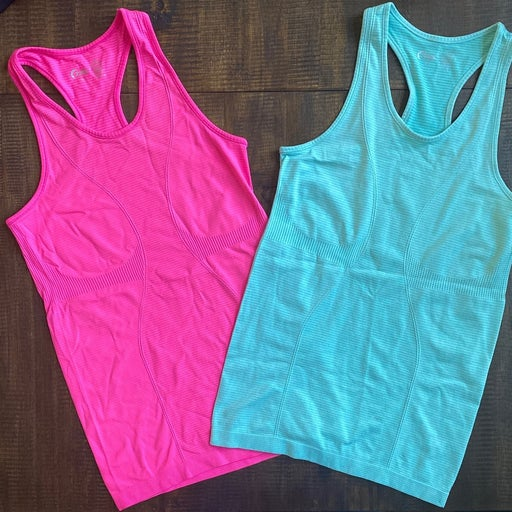 Zyia Copper Charge Tank Tops Bundle