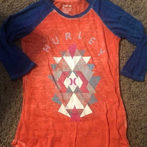 Hurley Womens Shirt