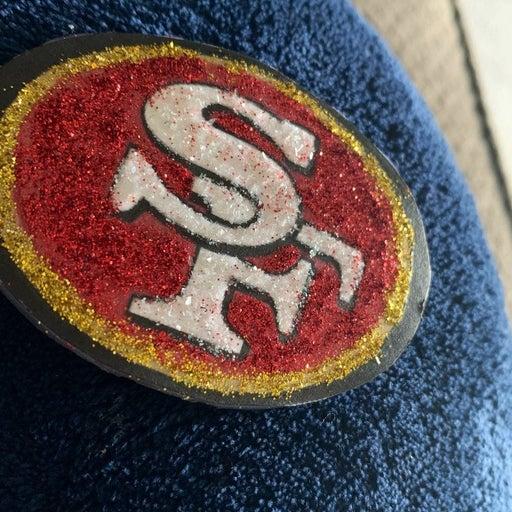 2for $20 san francisco 49ers badge holde