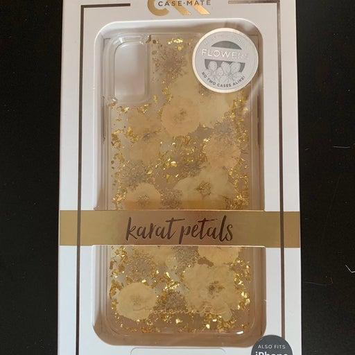 Case Mate iphone X/XS petal case