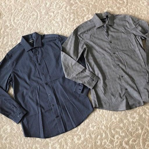 Button down dress shirt lot