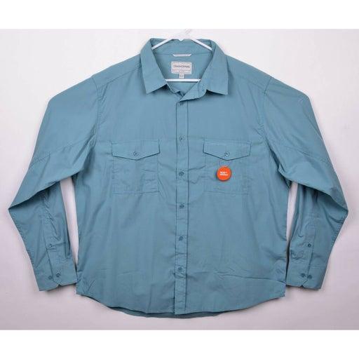 Craghoppers Men's XL Travel Nosi Shirt