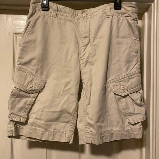 Cremieux Mens Size 32 Cargo Shorts