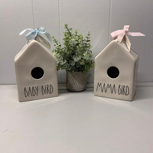 Rae Dunn birdhouse bundle