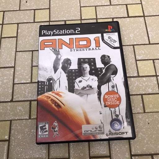 And1 Streetball for PS2