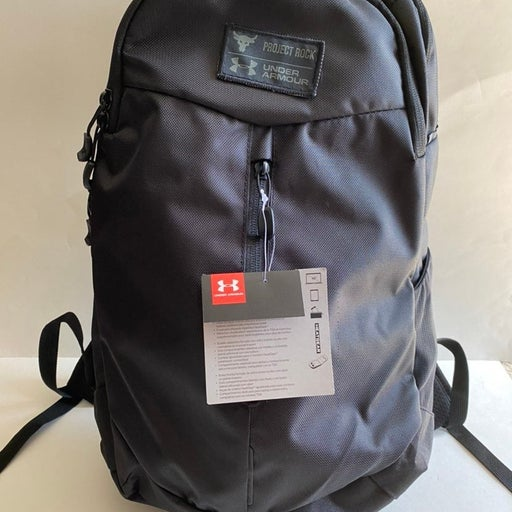 Under Armour Project Rock Backpack New
