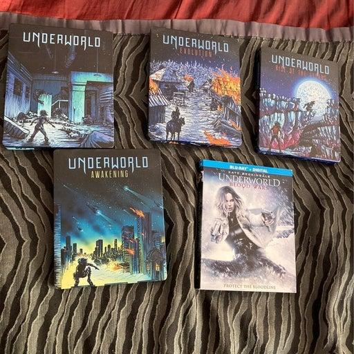 Underworld Collection Blu-Ray