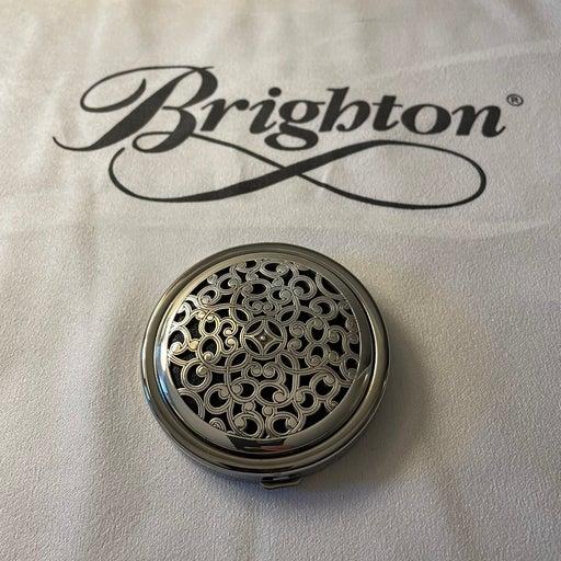 Brighton Silver Mirror