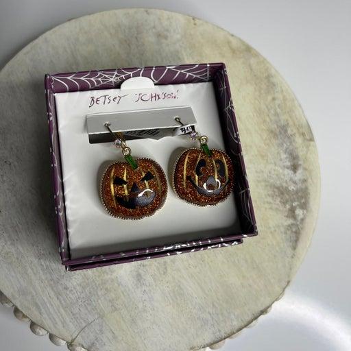 Betsey Johnson Halloween Earrings