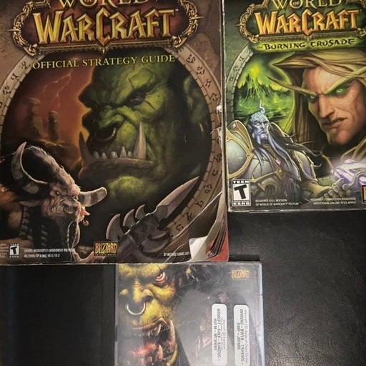 World of warcraft gaming bundle