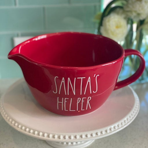 Santas Helper Mixer