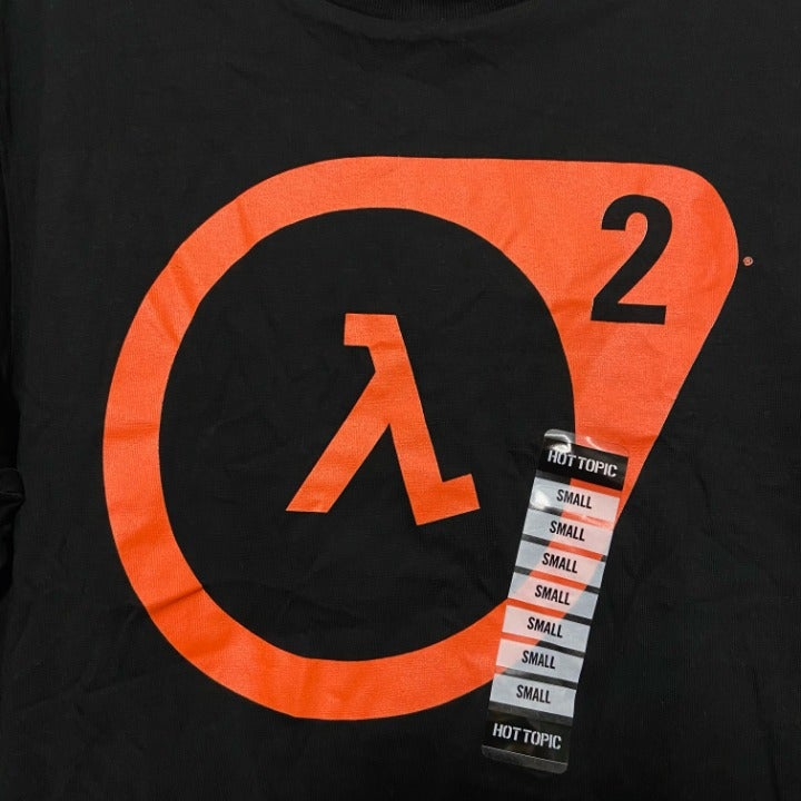 Half-Life Video Game Graphic T-Shirt NWT