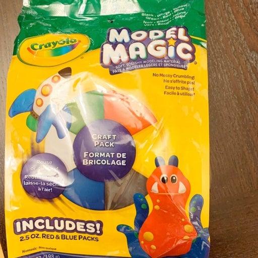 Crayola Model Magic new in bag