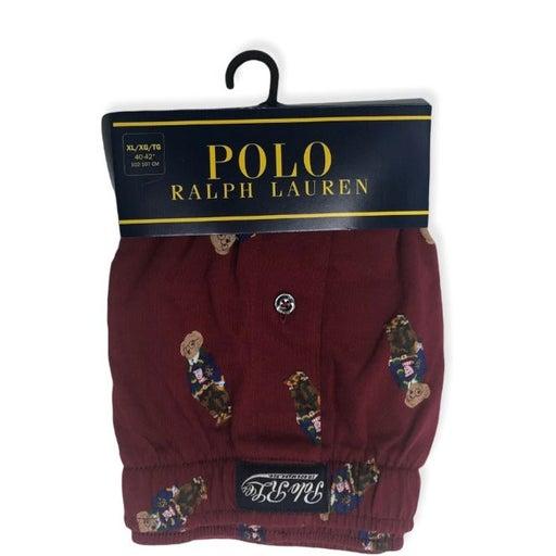 Polo Ralph Lauren Men's Polo Bear Knit Boxers XL