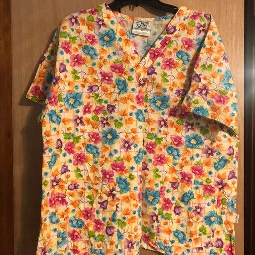Uniform/Scrub Top
