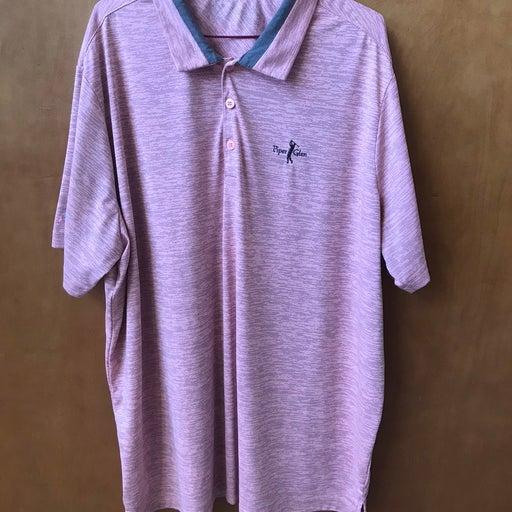 Mens Piper Glen Golf Shirt - XXL